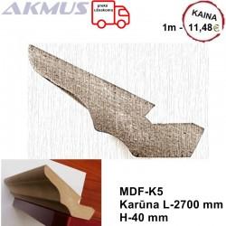 MDF karūna K5