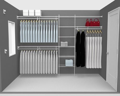 drabužinių įranga